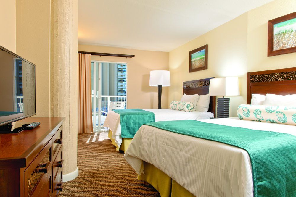 Wyndham Waikiki Beach The Vacation Advantage