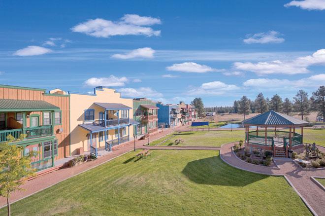 Club Wyndham Bison Ranch Resort Overgaard, AZ - See Discounts
