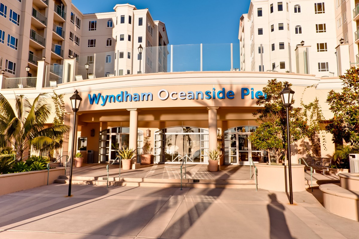 Wyndham oceanside pier the vacation advantage for The wyndham
