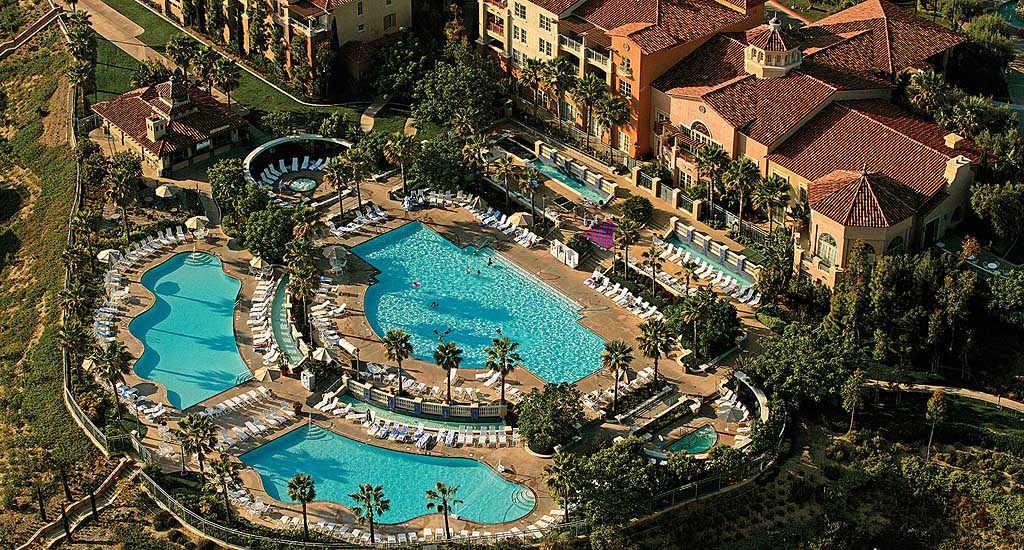 Marriott Resort Spa Newport Beach Ca
