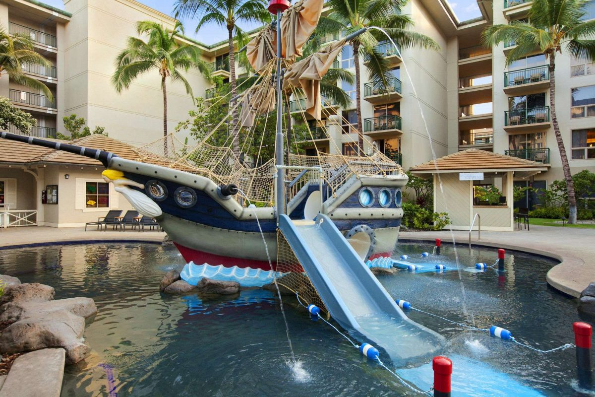 Westin Ka Anapali Ocean Resort Villas North The