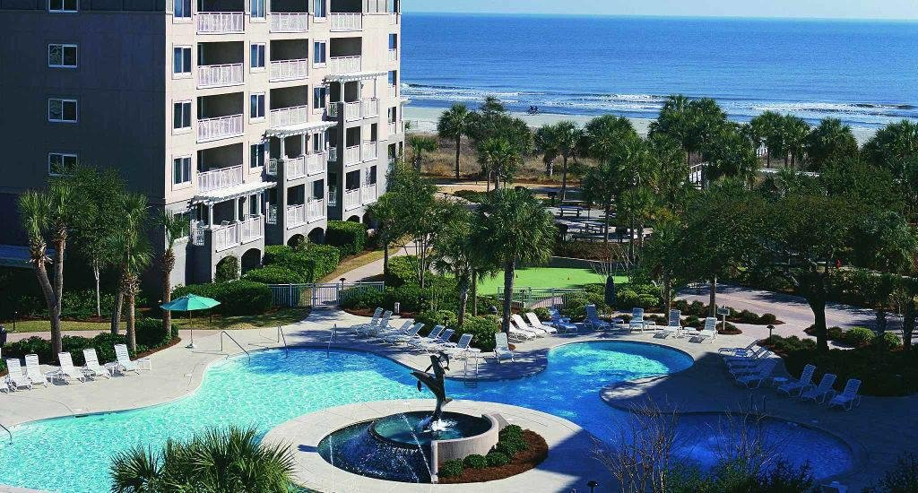 South Beach Condos Villas Tennis Hilton Head