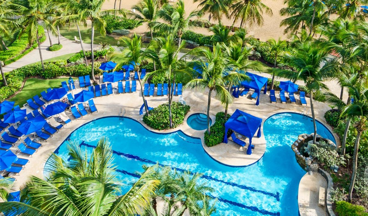 Wyndham Grand Rio Mar Beach Resort San Juan
