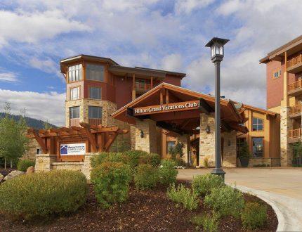 Sunrise Lodge Hilton Grand Vacation Club