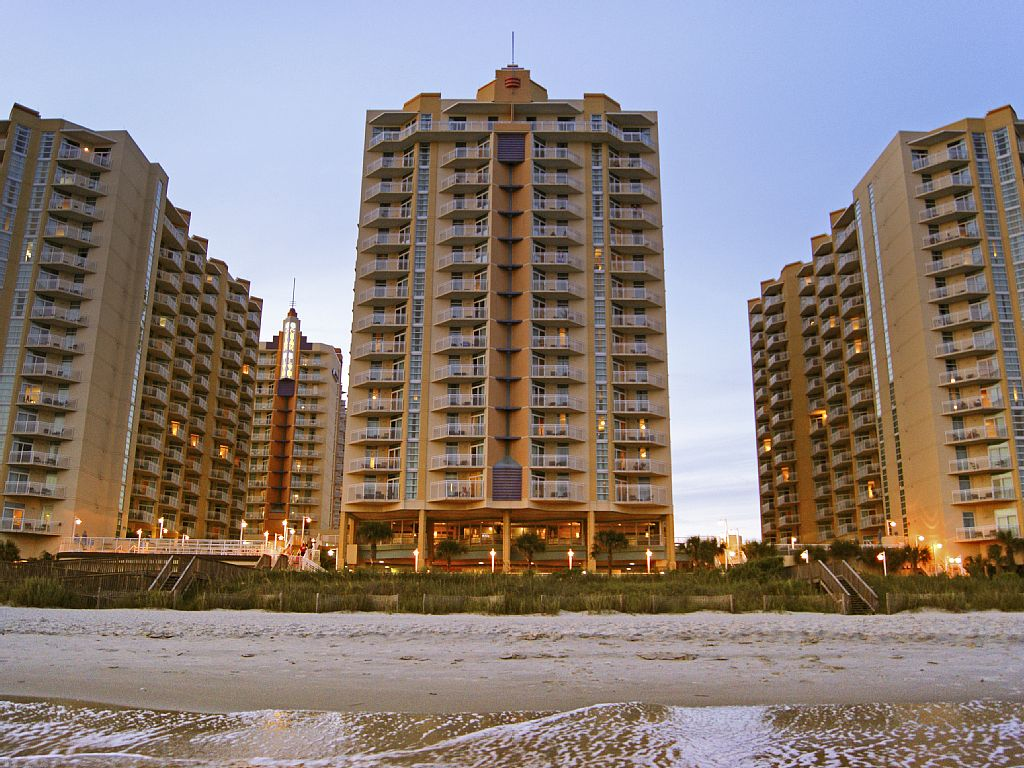 Wyndham ocean boulevard the vacation advantage the - 4 bedroom hotels in myrtle beach sc ...